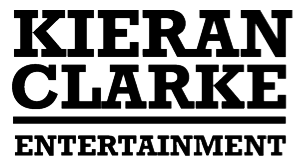 Kieran Clarke Entertainment logo