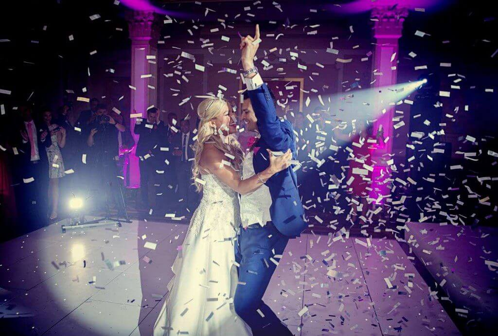 The Perfect Wedding First Dance