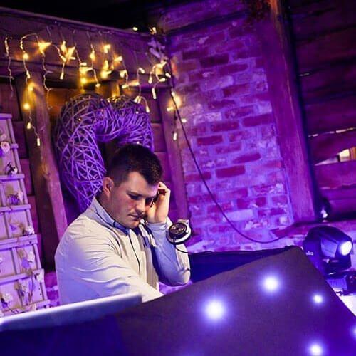 Kieran Clarke Wedding DJ