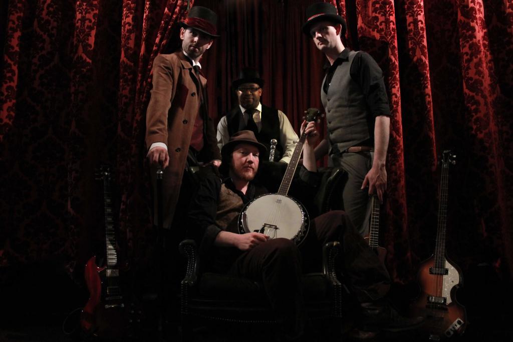 The Zu Zu Men Wedding Band Bristol